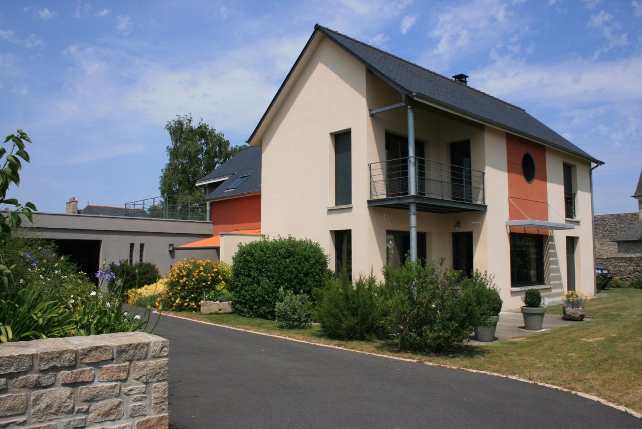 Construction maison Dinan