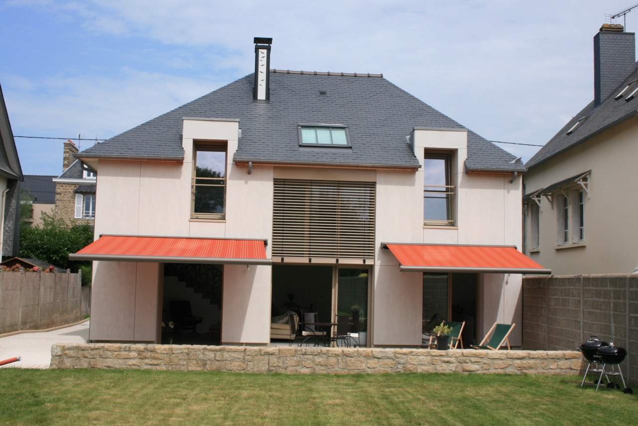 rénovation - extension maison saint malo